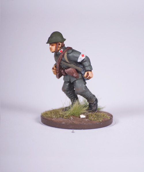 M40DU-CMD-03 – Medic + stretcherbearer team