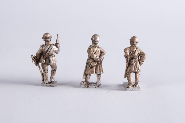 M40DU-CMD-05 – Infantry officers 2