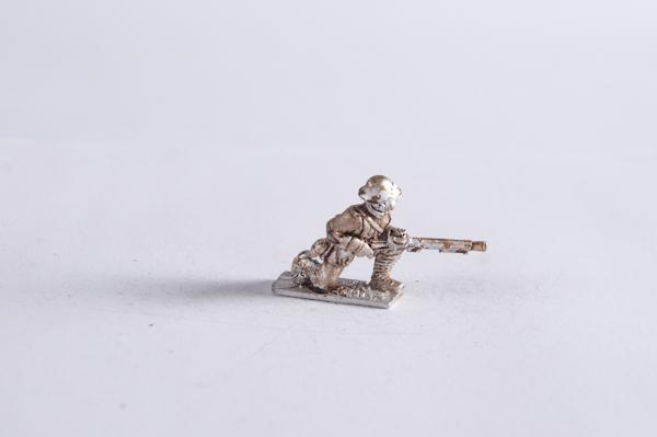 M40DU-INF-07 – lewis gun kneeling
