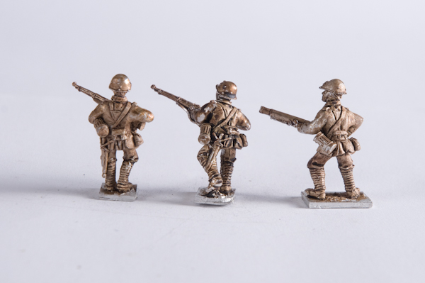 M40DU-MAR-06 – Marines combat jacket lewis team advancing