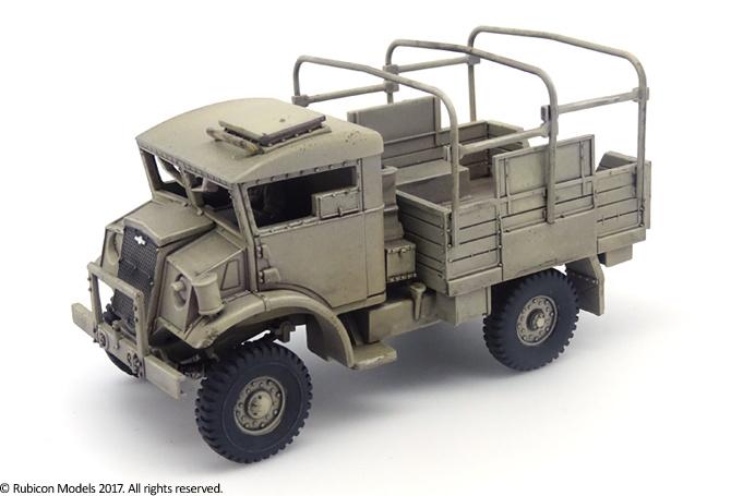 280056 – British CMP 15cwt Truck