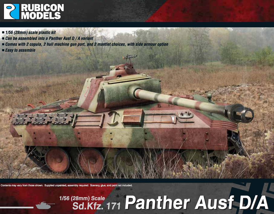 280014 – Panther Ausf D/A
