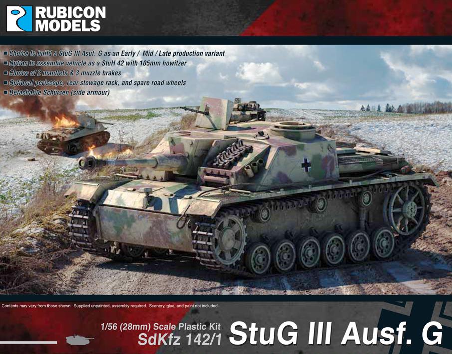 280017 – StuG III Ausf G