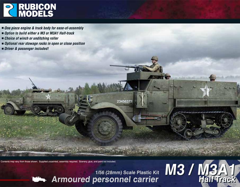 280027 – M3 / M3A1 Half Track