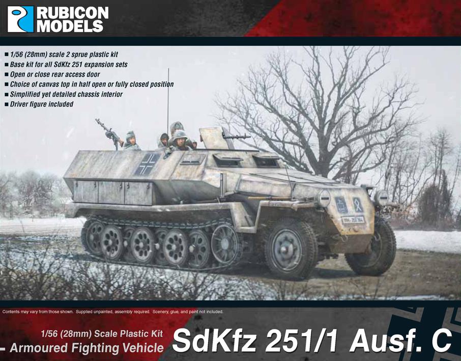 280018 – SdKfz 251/D