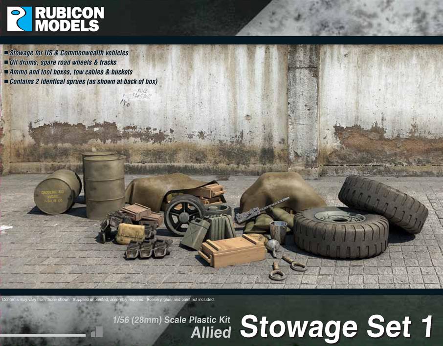 280033 – Allied Stowage Set 1