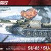 280034 SU-85 + SU-122