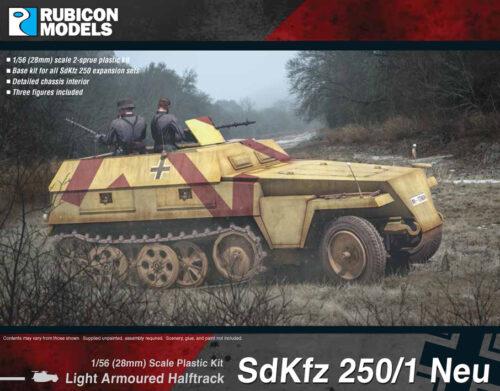 280038 SdKfz 250-1 Neu