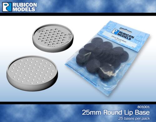 801001 25mm Base 180102-1