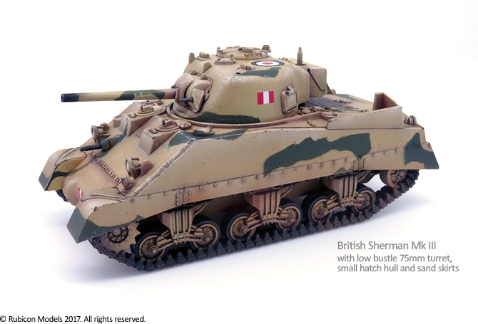 280055 – M4A2 Sherman – Sherman Mk III