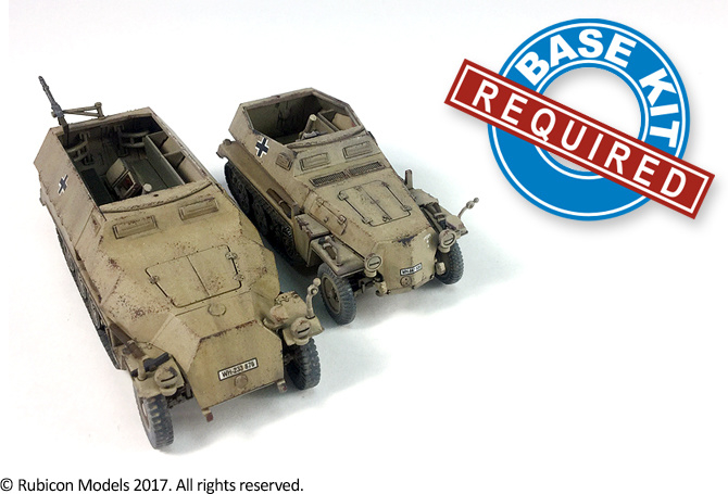 280043 – SdKfz 250/7 & 251/2 (upgrade kit)
