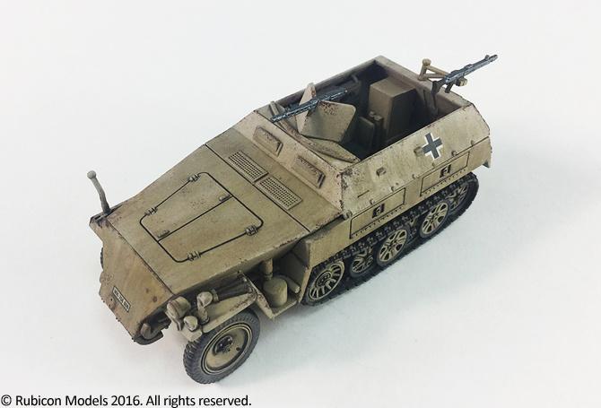 280038 * SdKfz 250/1 Neu