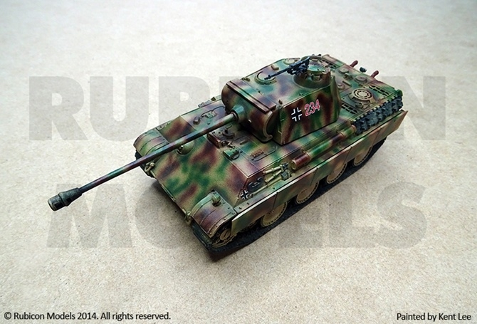 280015 – Panther Ausf G