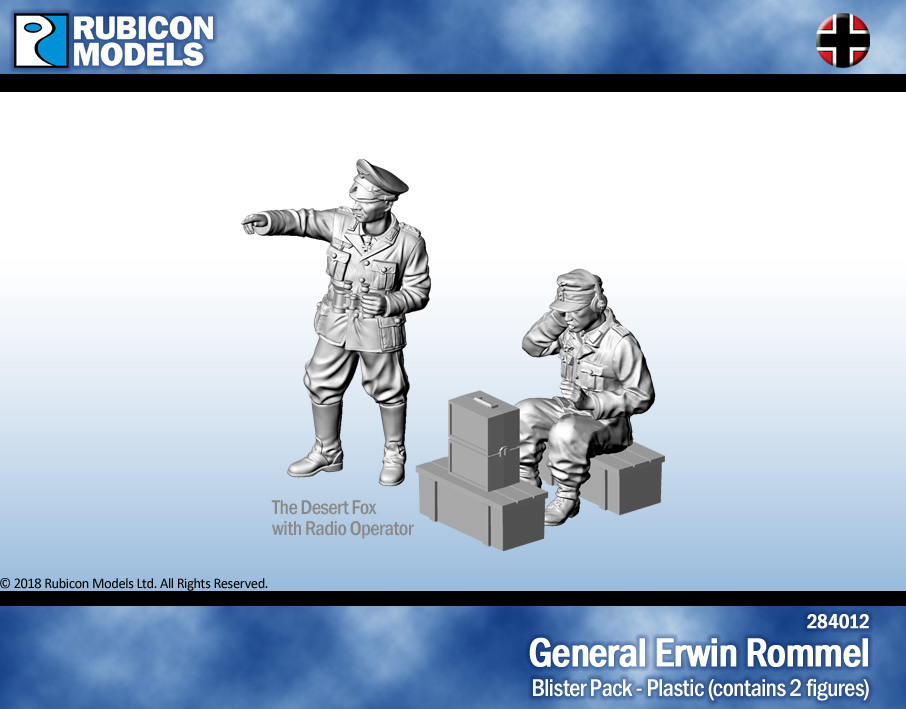 284012 General Erwin Rommel