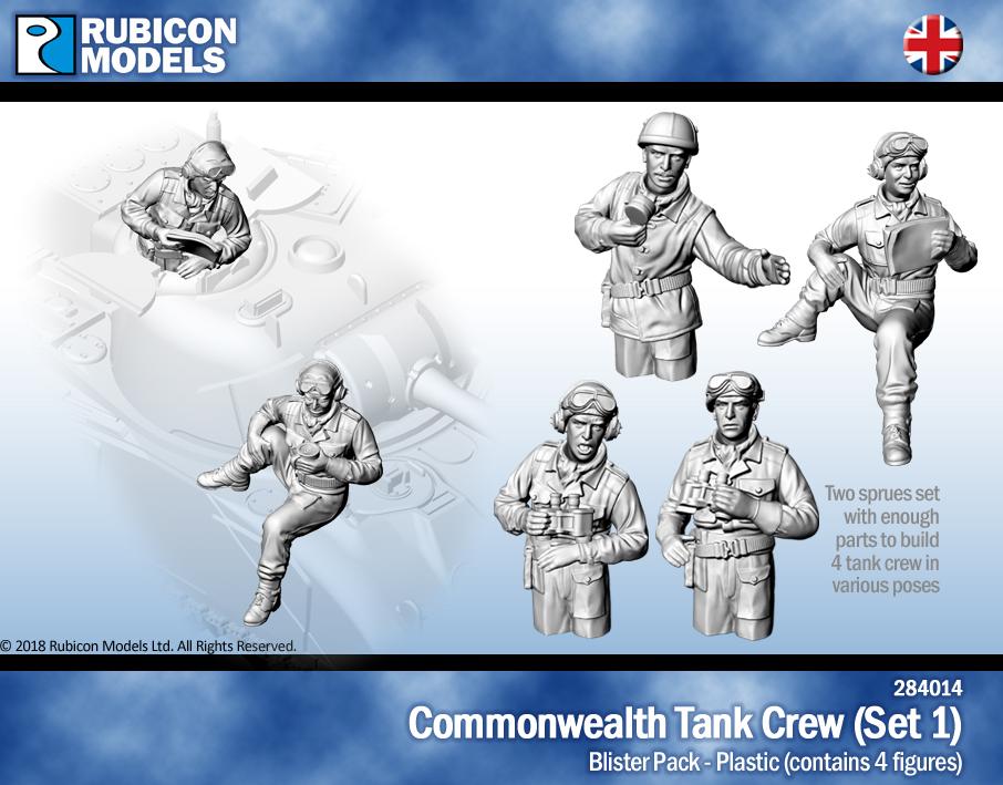 284014 Commonwealth Tank Crew