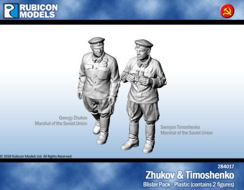 284017 Zhukov & Timoshenko