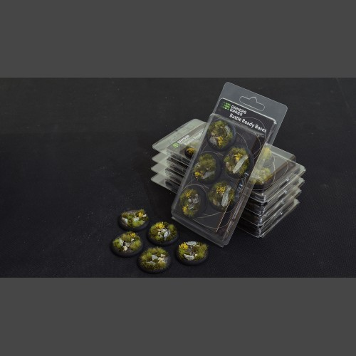 RoundLip 40mm – GGB-HLRL40 (5 Bases per blister)