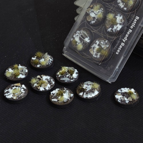 Round 32mm – GGB-WR32 (8 Bases per blister)
