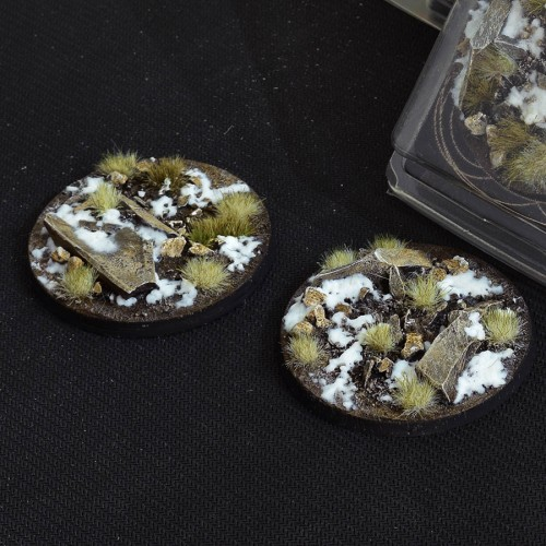 Round 60mm – GGB-WR60 (2 Bases per blister)