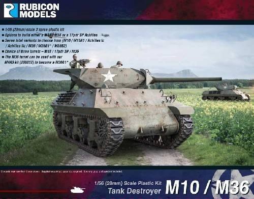 280029 – M10 / M36 Tank Destroyer