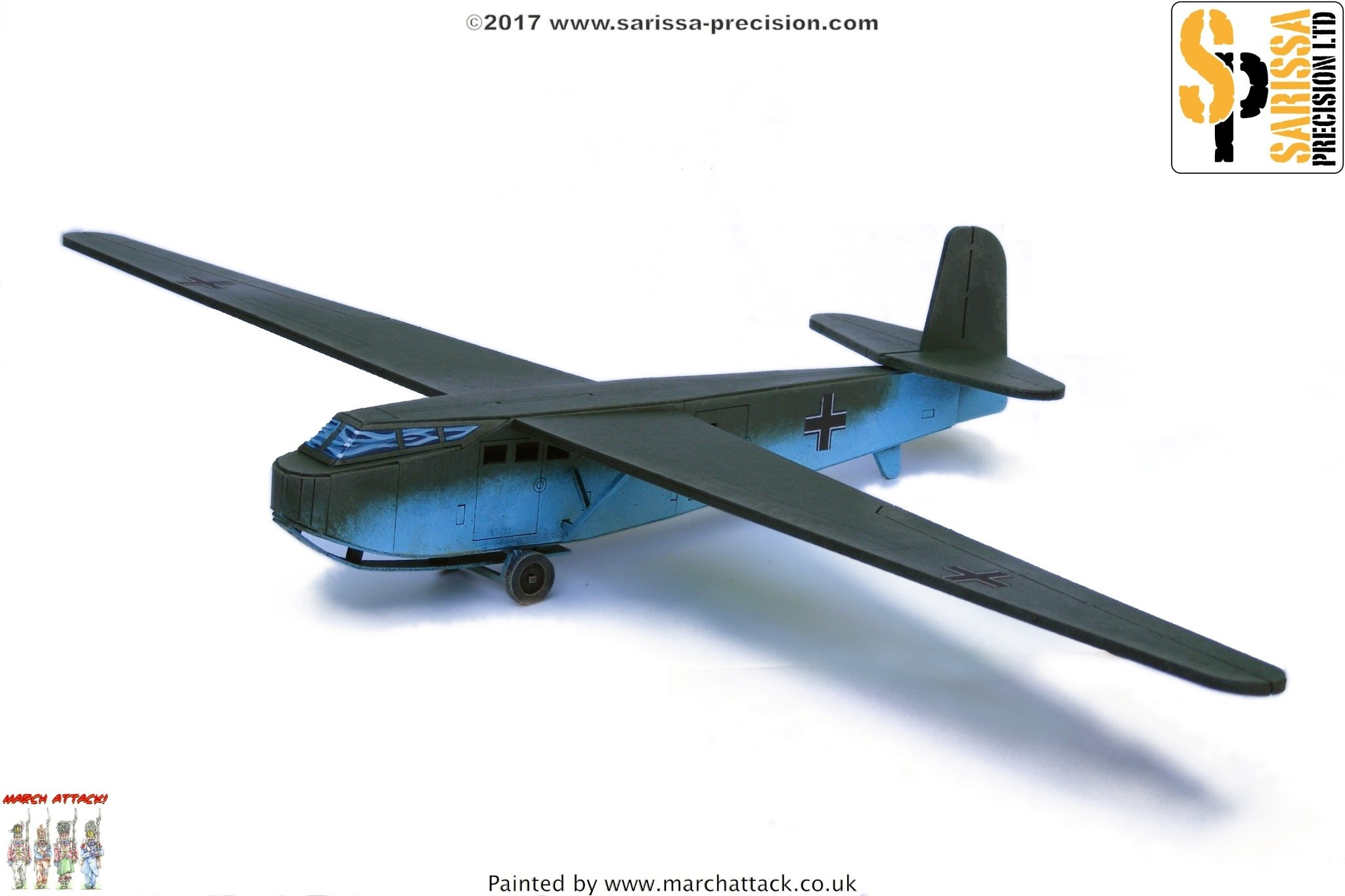 German DFS 230 Glider N091