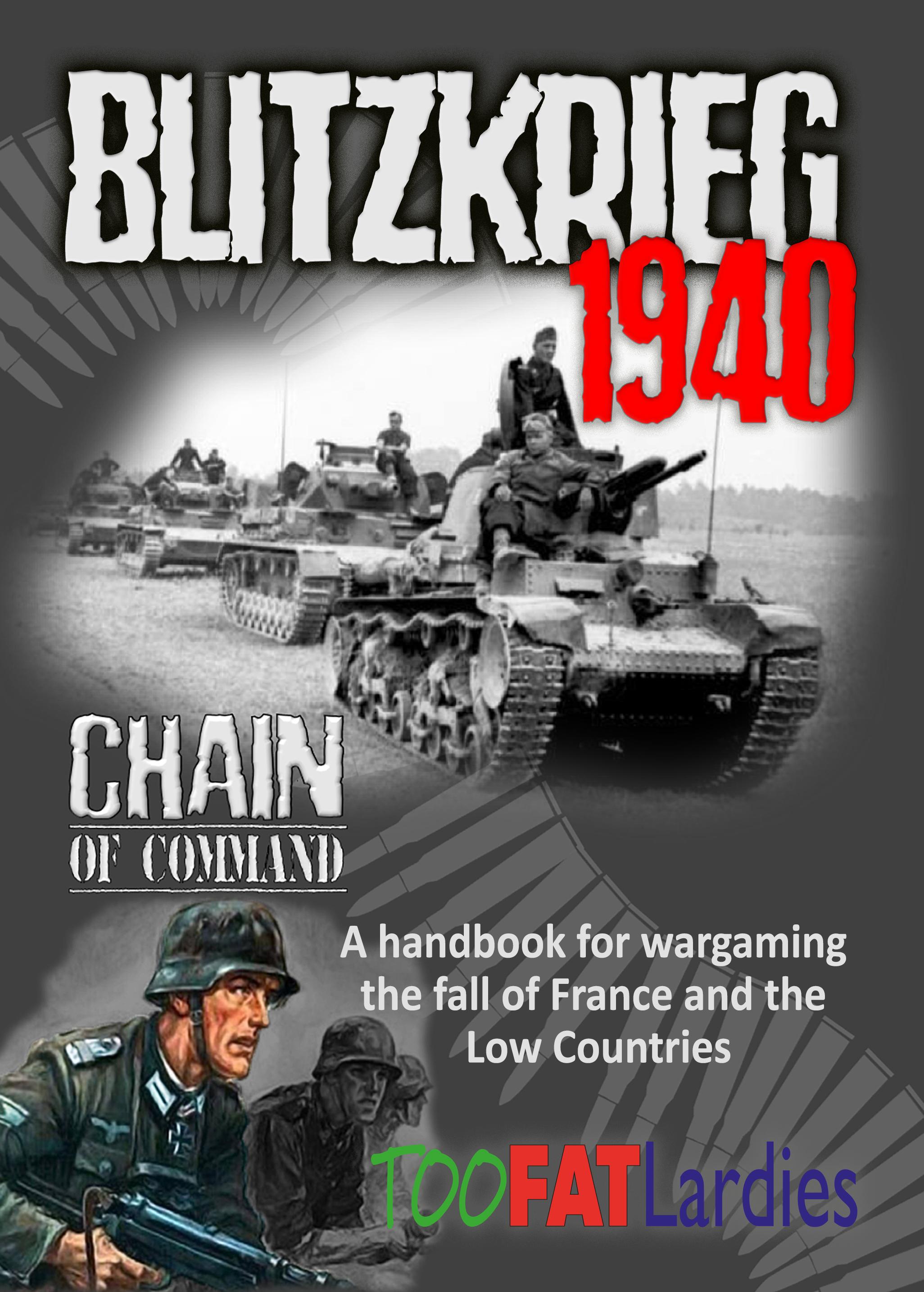 Chain of Command: Blitzkrieg 1940 Handbook