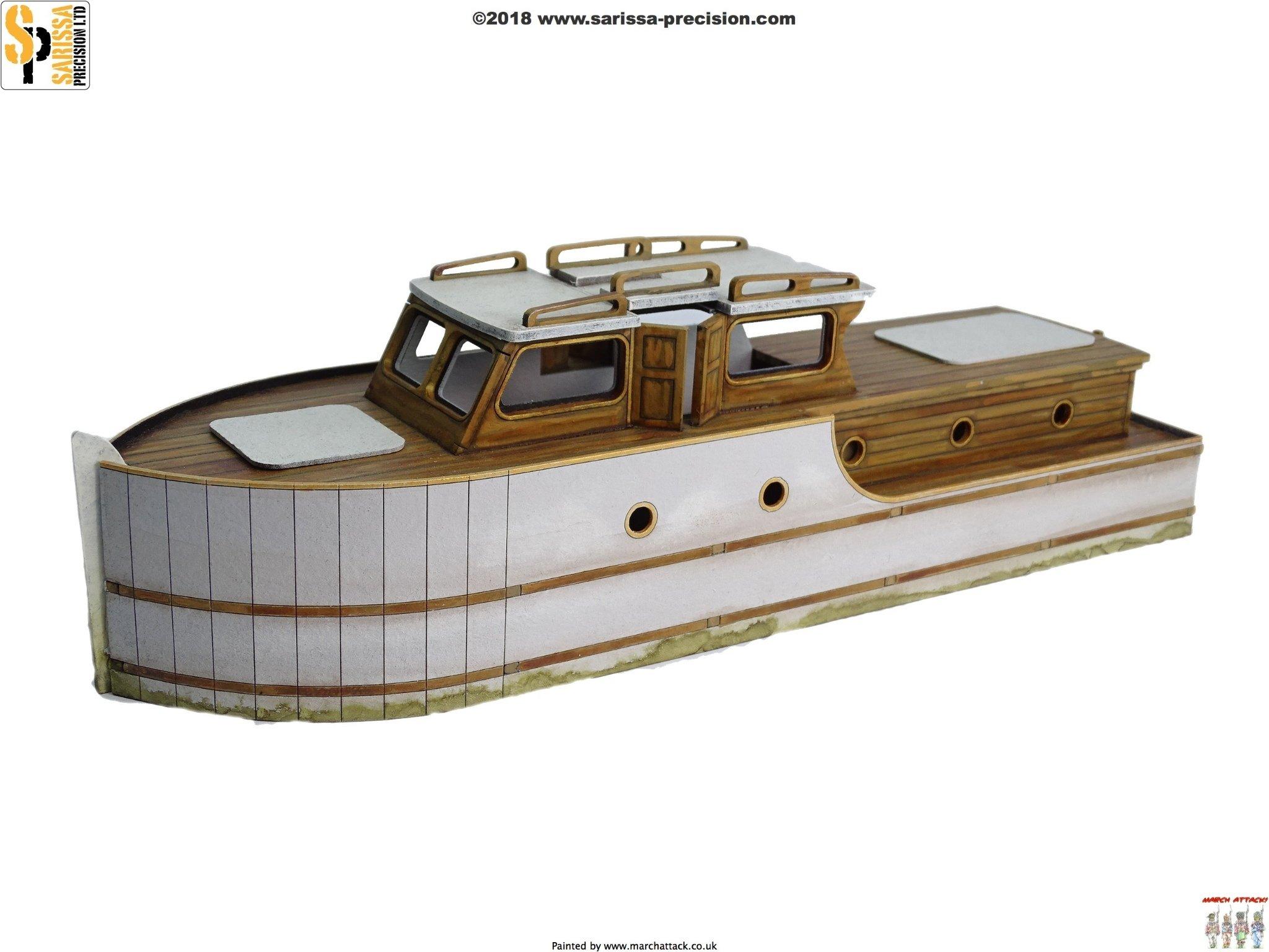 River Cruiser 'Dunkirk' Little Boat G099