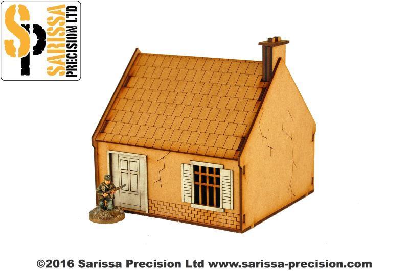 Single Storey House N021
