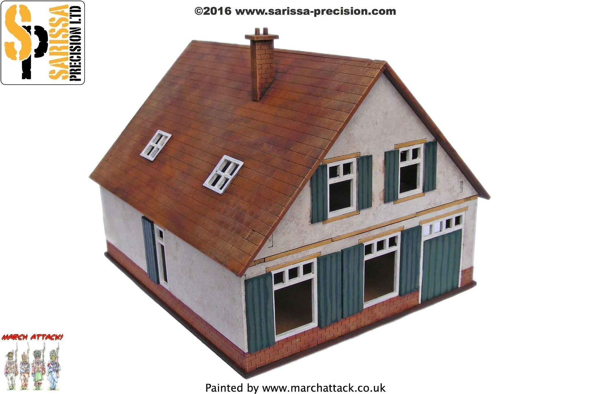 Dutch Village Rural House N072