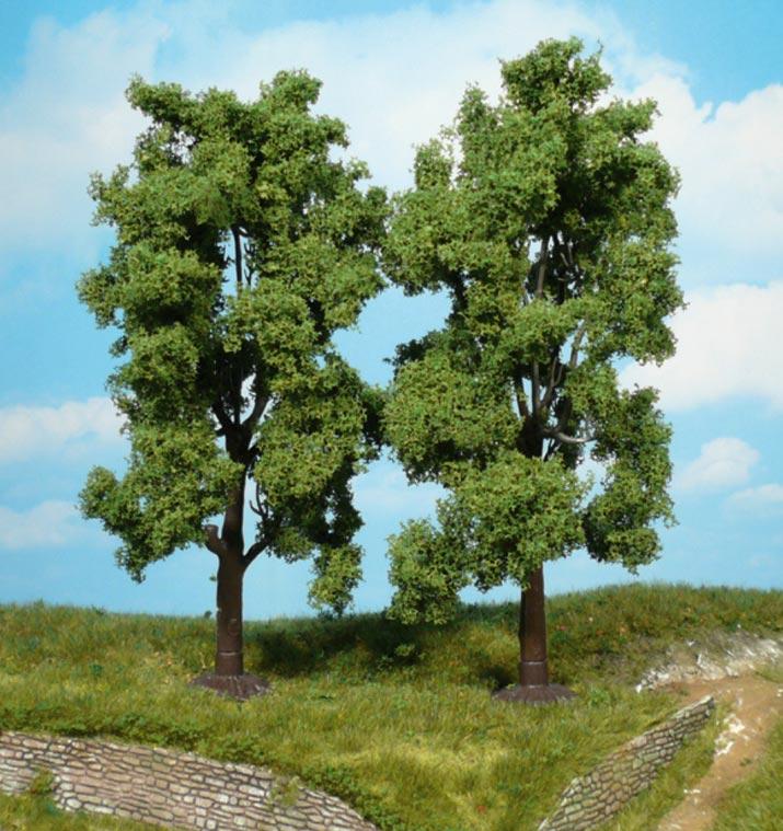 Heki 1707 2x Ash tree 19cm