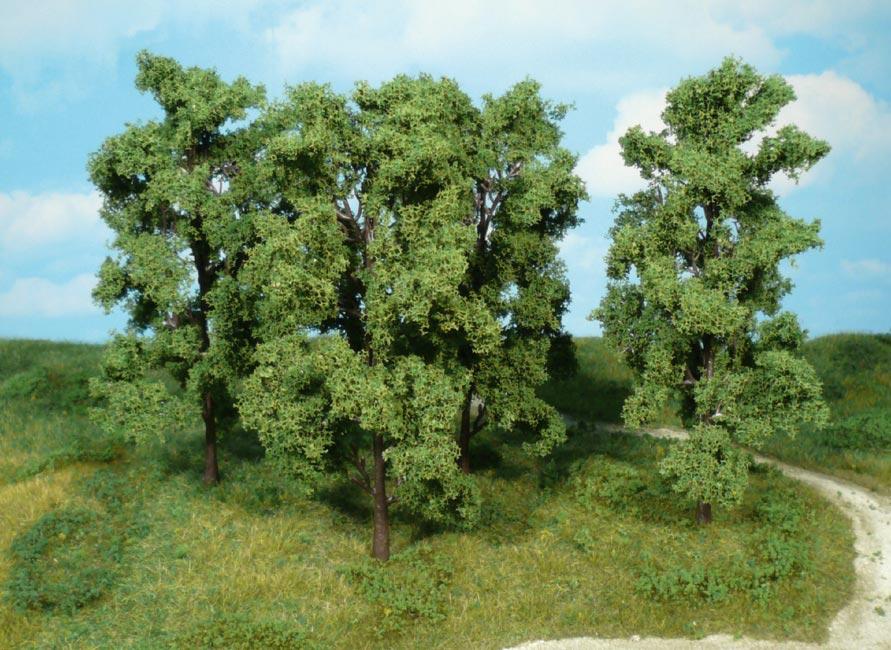 Heki 1763 4x Decduous trees 18cm