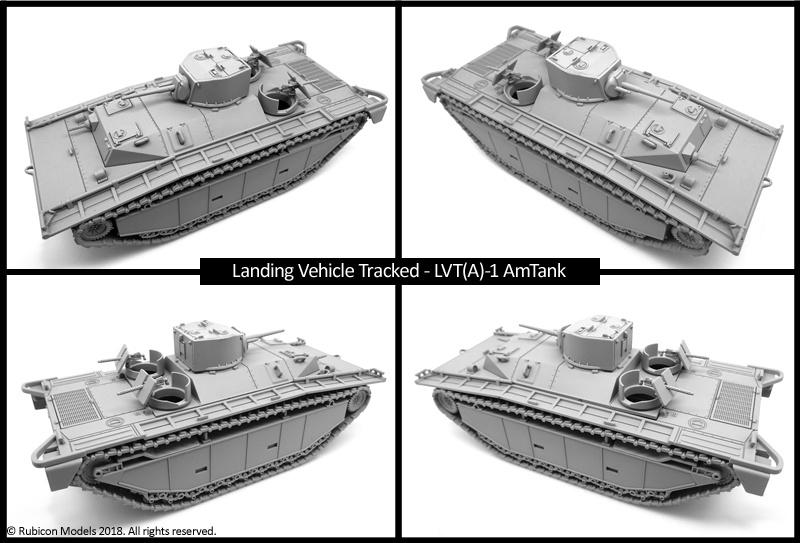 280066 – LVT(A)-1 / LVT(A)-4 AmTank