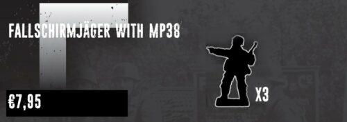 fallschirmjager mp38